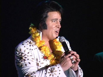 Doug Church is a popular Elvis tribute artist/impersonator who performed with Tom Sadge in New Jersey.